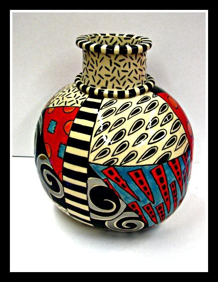 Vases And Lidded Vessels Ann Marie Robinson Irish