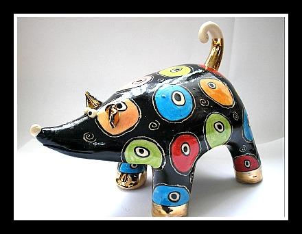 Animals | Ann-Marie Robinson: Irish Ceramic Artist