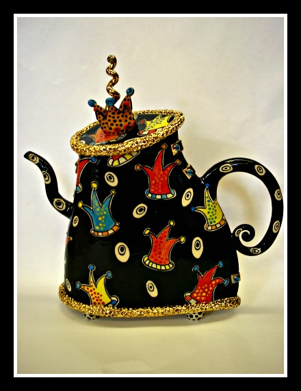 Teapots Ann Marie Robinson Irish Ceramic Artist